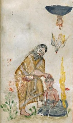 Évangéliaire Rabbula, f. 4v [586]