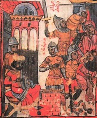 Midyat, évêché syriaque orthodoxe, Mor Sobo Hah, f. 29v [1227]