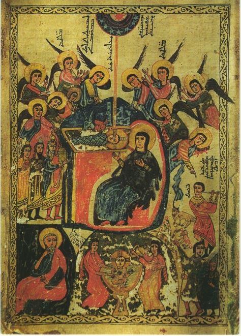 Mor Gabriel 7, f. 31r [1457]