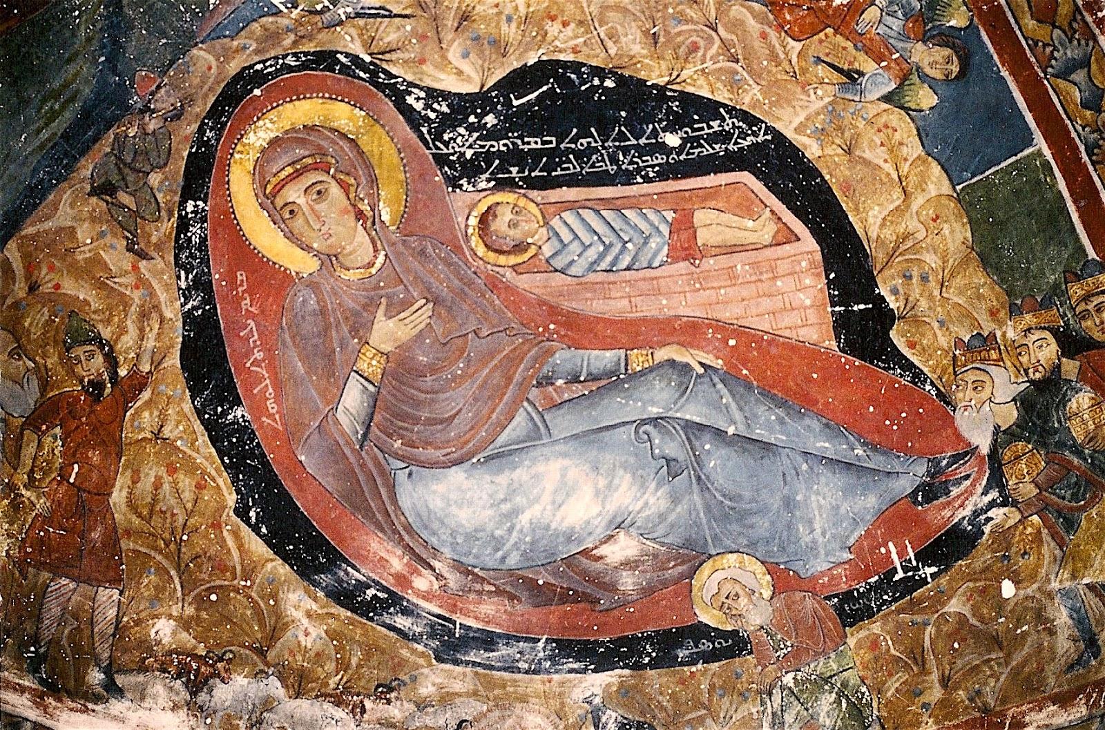 Nativity monastery of the Syrians - Egypt